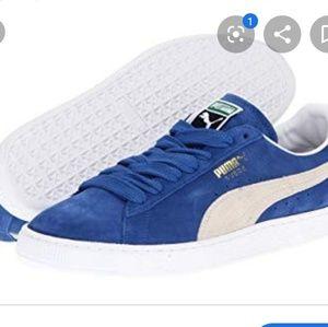 Puma brand shoes